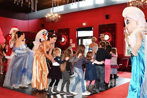 Arbre de Noël Spectacle pour enfant Alsace