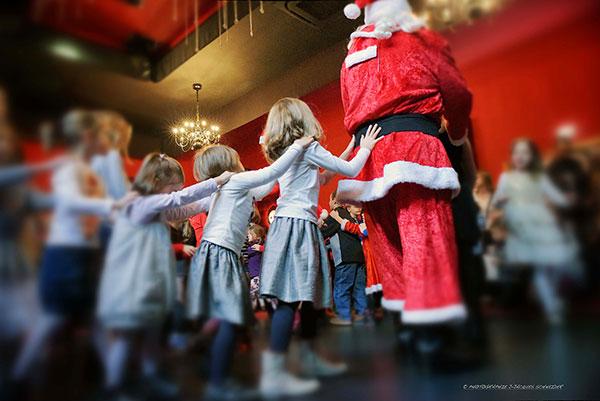 Arbre de Noël Spectacle enfant Alsace